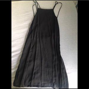Black mini dress from Nordstrom